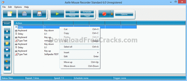 Axife Mouse Recorder Standard