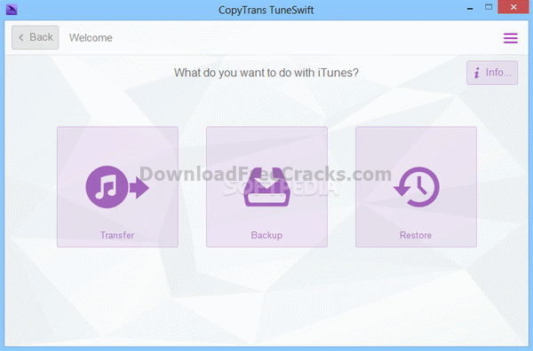 CopyTrans TuneSwift