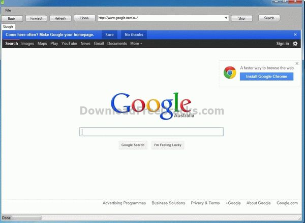 Bubble Browser (formerly Demon Browser)
