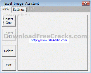 Excel Image Assistant
