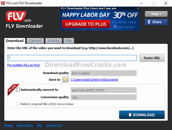 FLV.com FLV Downloader