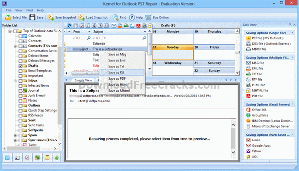 Kernel for Outlook PST Repair