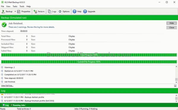 KLS Mail Backup + Crack Keygen Serial key Download