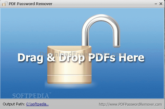 PDF Password Remover Portable