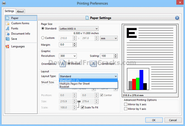 PDF-XChange Printer Lite