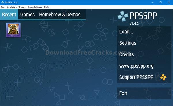 PPSSPP Portable + Crack Keygen Serial key Download
