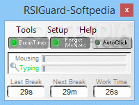 RSIGuard Stretch Edition