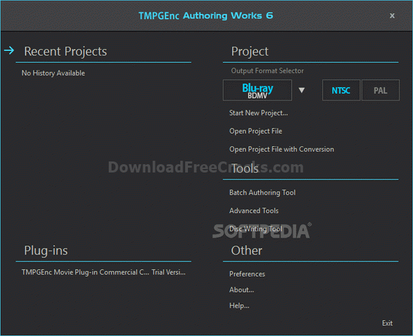 TMPGEnc Authoring Works