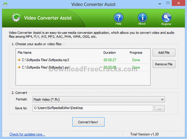 Video Converter Assist